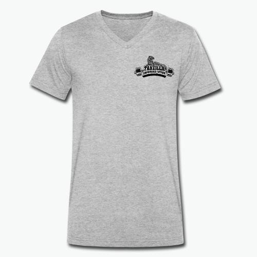 TABZILLA - Men's Organic V-Neck T-Shirt by Stanley & Stella