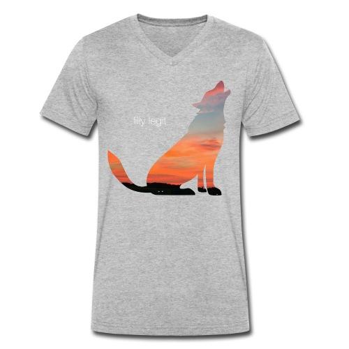 soalwCoverArtworkwhitefont png - Männer Bio-T-Shirt mit V-Ausschnitt von Stanley & Stella