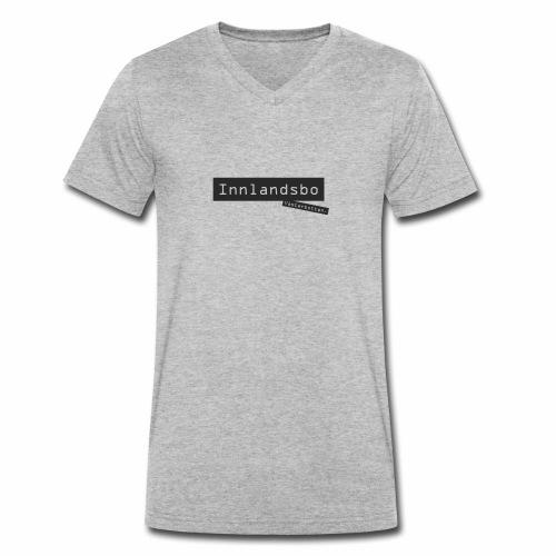 Innlandsbo, Västerbotten - Ekologisk T-shirt med V-ringning herr från Stanley & Stella