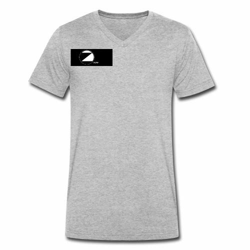 OZ PLAN - T-shirt ecologica da uomo con scollo a V di Stanley & Stella