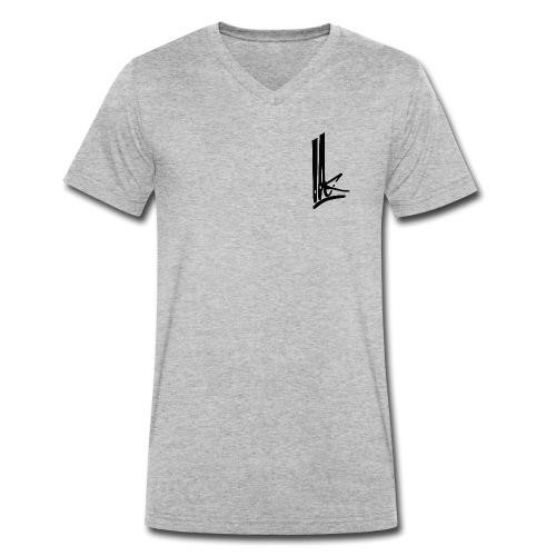 Knabenkantorei - schwarz - Männer Bio-T-Shirt mit V-Ausschnitt von Stanley & Stella