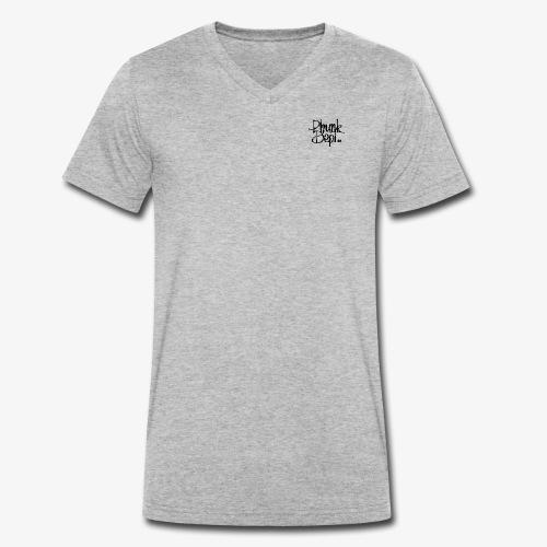Phunk Department TAG - Männer Bio-T-Shirt mit V-Ausschnitt von Stanley & Stella