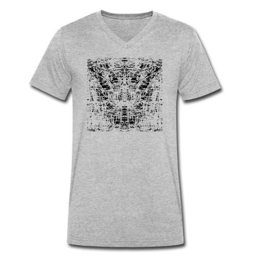 Mask 1000 - Männer Bio-T-Shirt mit V-Ausschnitt von Stanley & Stella