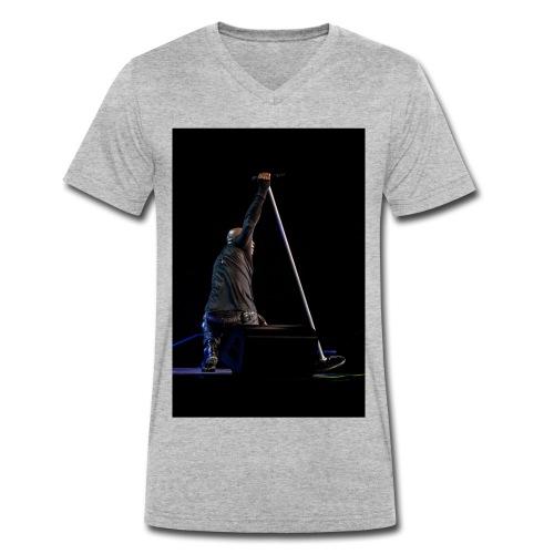 IMG 0385 jpg - T-shirt bio col V Stanley & Stella Homme