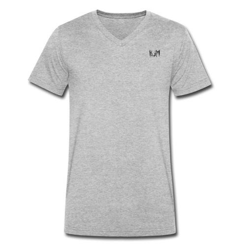 KJM - Men's Organic V-Neck T-Shirt by Stanley & Stella