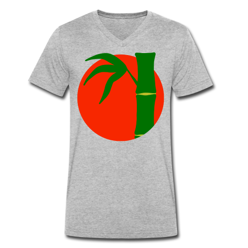BAMBOU - T-shirt bio col V Stanley & Stella Homme
