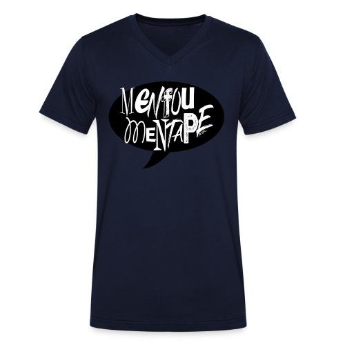 La bulle MENFOUMENTAPE by Alice Kara - T-shirt bio col V Stanley & Stella Homme