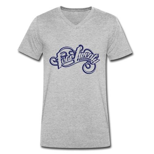 420-friendly - Männer Bio-T-Shirt mit V-Ausschnitt von Stanley & Stella