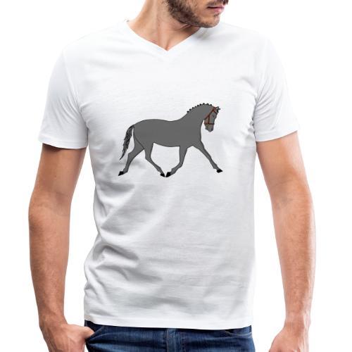 Coco le trotteur - T-shirt bio col V Stanley & Stella Homme