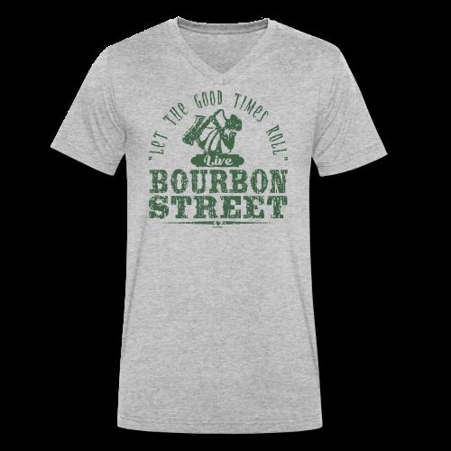 15-9 LIVE BOURBON STREET TEKSTILES, GIFT WEBSHOP - Stanley & Stellan naisten luomupikeepaita