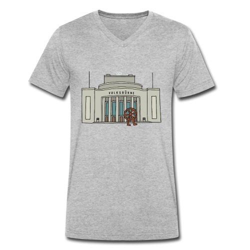 Volksbühne BERLIN - Männer Bio-T-Shirt mit V-Ausschnitt von Stanley & Stella