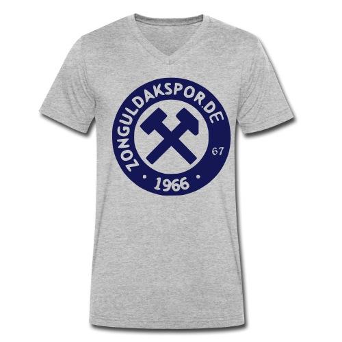 zonguldakspor - Männer Bio-T-Shirt mit V-Ausschnitt von Stanley & Stella