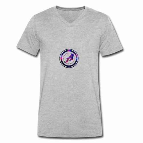 Limited Edition Logo - Männer Bio-T-Shirt mit V-Ausschnitt von Stanley & Stella
