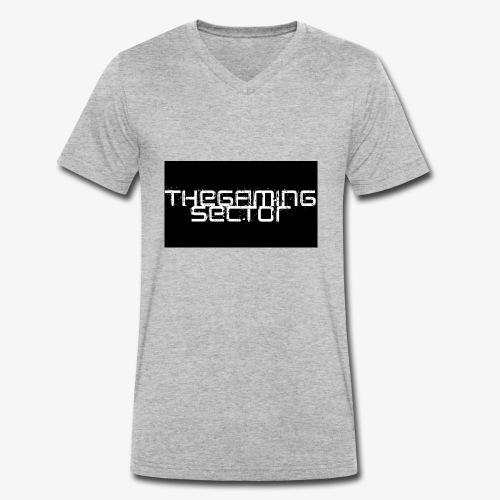 TheGamingSector Merchandise - Men's Organic V-Neck T-Shirt by Stanley & Stella