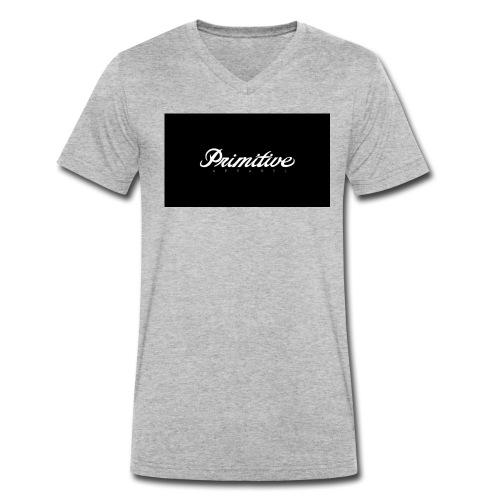 Primitive - Men's Organic V-Neck T-Shirt by Stanley & Stella