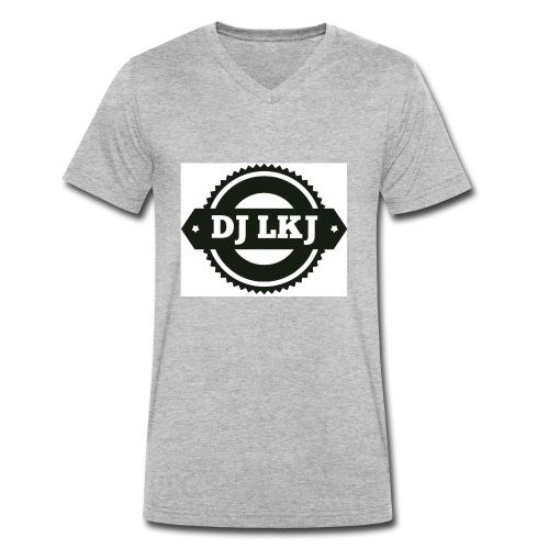 E257FE8E 5098 400D 8549 C53142B456D7 - Männer Bio-T-Shirt mit V-Ausschnitt von Stanley & Stella