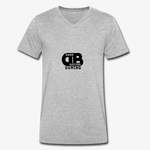 Dark Busters Gaming Merch - Männer Bio-T-Shirt mit V-Ausschnitt von Stanley & Stella