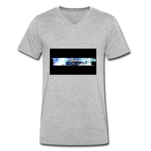 Limited Edition Banner Merch - Men's Organic V-Neck T-Shirt by Stanley & Stella