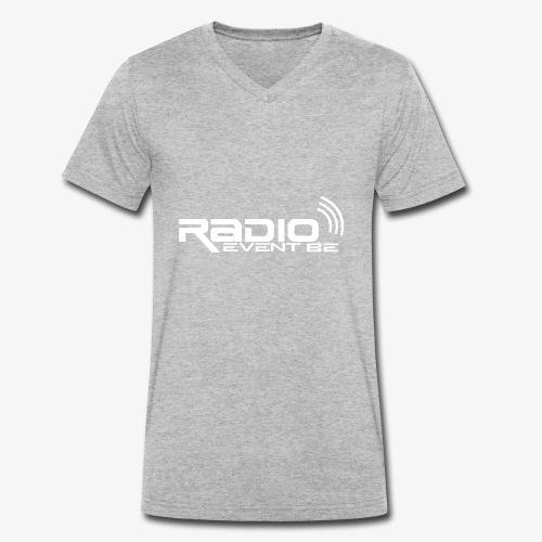 Radio EVENTBE blank - T-shirt bio col V Stanley & Stella Homme