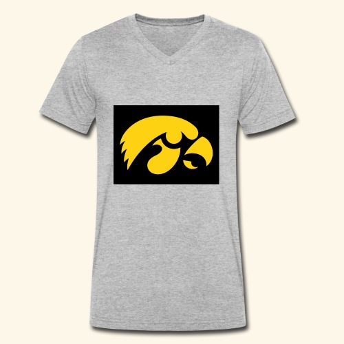 YellowHawk shirt - Mannen bio T-shirt met V-hals van Stanley & Stella