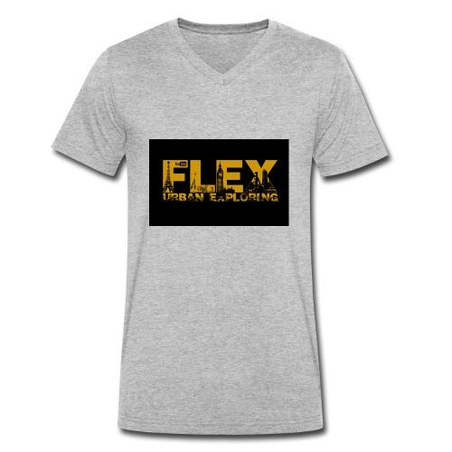 FlexUrban - Men's Organic V-Neck T-Shirt by Stanley & Stella