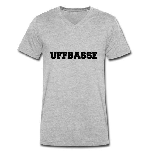 uffbasse - Männer Bio-T-Shirt mit V-Ausschnitt von Stanley & Stella