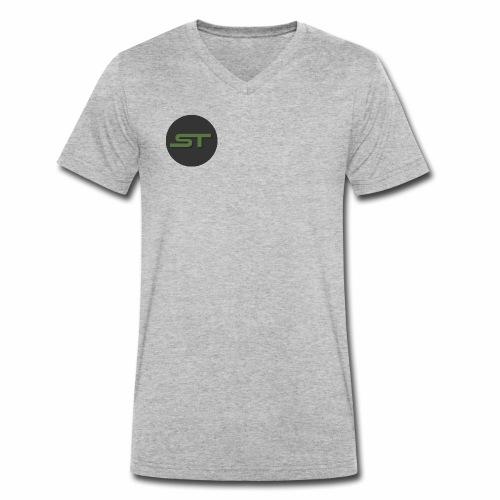 ST - Männer Bio-T-Shirt mit V-Ausschnitt von Stanley & Stella