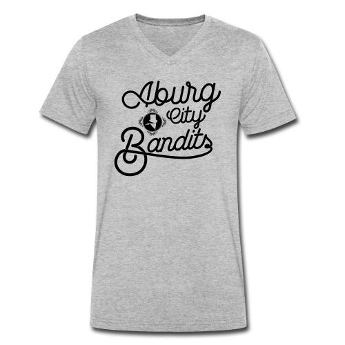 Merry BDTS-mas - Männer Bio-T-Shirt mit V-Ausschnitt von Stanley & Stella