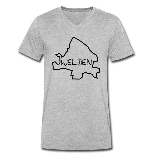 Welden-Area - Männer Bio-T-Shirt mit V-Ausschnitt von Stanley & Stella