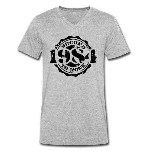 1984 Second to None - Männer Bio-T-Shirt mit V-Ausschnitt von Stanley & Stella