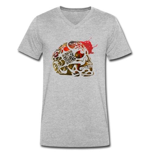 Le trésor de Levasseur TOME 2 or - T-shirt bio col V Stanley & Stella Homme