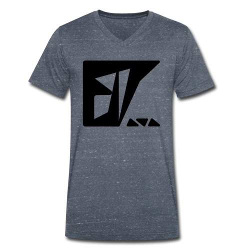 aifedespaix B&W - T-shirt bio col V Stanley & Stella Homme