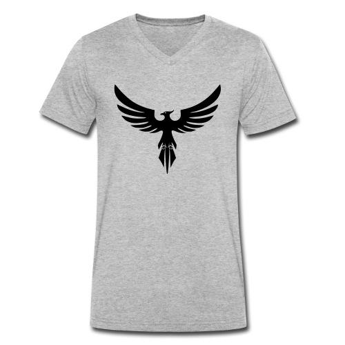 Ffm Underground Phoenix - Männer Bio-T-Shirt mit V-Ausschnitt von Stanley & Stella