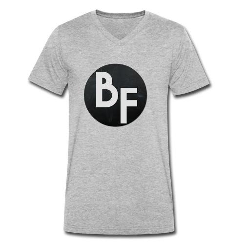 Boxfresh Hoddie für Männer - Männer Bio-T-Shirt mit V-Ausschnitt von Stanley & Stella