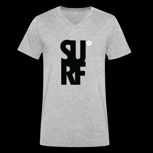 Surf shirt - T-shirt bio col V Stanley & Stella Homme