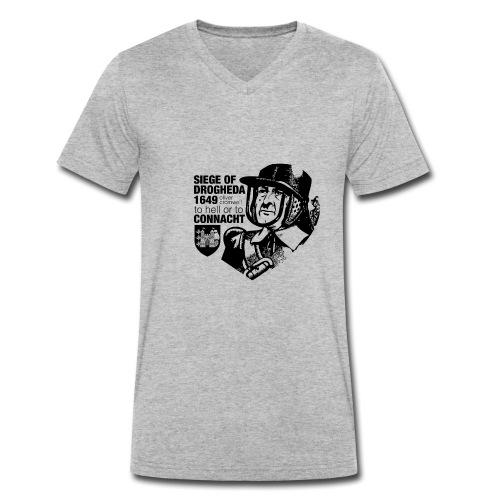 Legend_-_Drogheda1 - Men's Organic V-Neck T-Shirt by Stanley & Stella