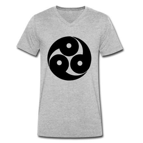 Kuyo Tomoe - Men's Organic V-Neck T-Shirt by Stanley & Stella