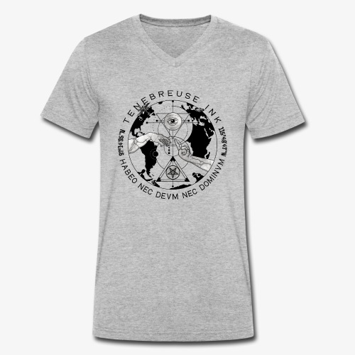 Paradoxe - T-shirt bio col V Stanley & Stella Homme