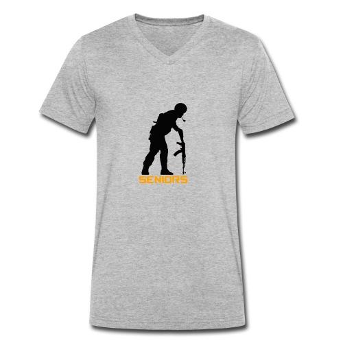 EsportØrumSenior - Økologisk Stanley & Stella T-shirt med V-udskæring til herrer
