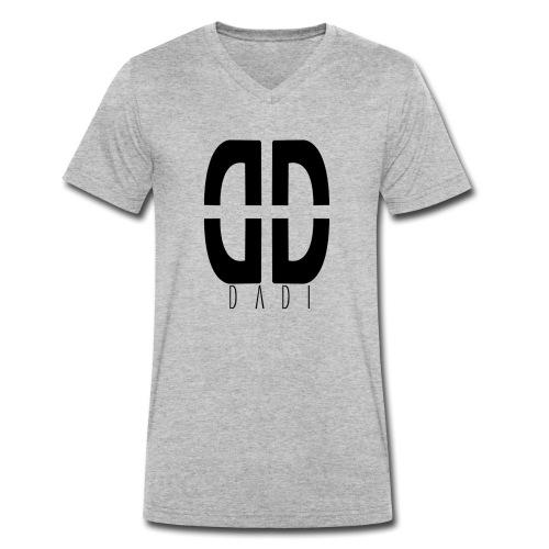 dadi logo png - Männer Bio-T-Shirt mit V-Ausschnitt von Stanley & Stella