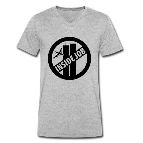 insidejob - Männer Bio-T-Shirt mit V-Ausschnitt von Stanley & Stella