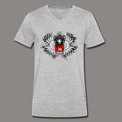 BUNZ LOGO - Men's Organic V-Neck T-Shirt by Stanley & Stella
