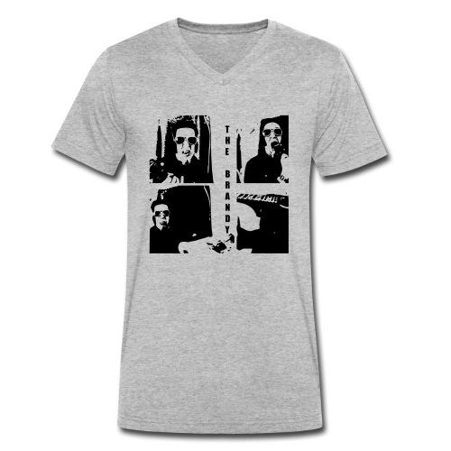 The Brandy 3 - Männer Bio-T-Shirt mit V-Ausschnitt von Stanley & Stella