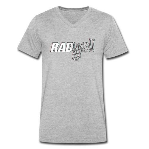RADYO! - T-Shirt - Männer Bio-T-Shirt mit V-Ausschnitt von Stanley & Stella