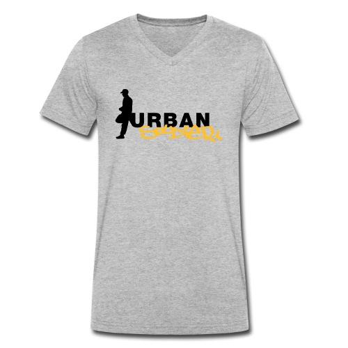 Urban Soldier Dude - Männer Bio-T-Shirt mit V-Ausschnitt von Stanley & Stella