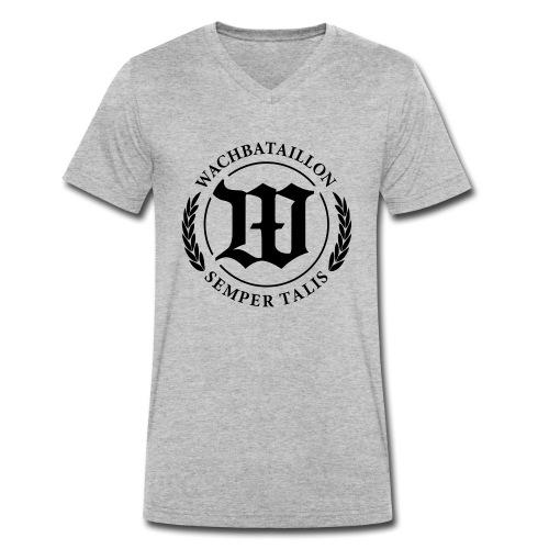 Gotische W - Männer Bio-T-Shirt mit V-Ausschnitt von Stanley & Stella