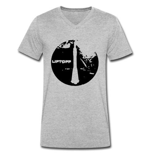 Liftoff - Männer Bio-T-Shirt mit V-Ausschnitt von Stanley & Stella