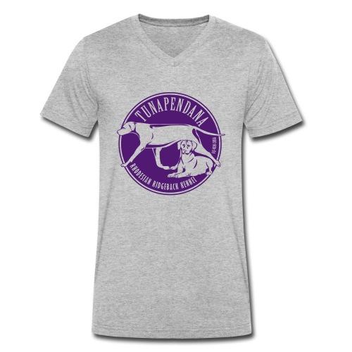 Tunapendana - Männer Bio-T-Shirt mit V-Ausschnitt von Stanley & Stella