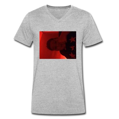 gtastore - Ekologisk T-shirt med V-ringning herr från Stanley & Stella