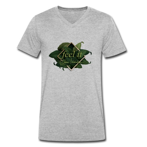 feel it NEW COLLECTION 2019 - Männer Bio-T-Shirt mit V-Ausschnitt von Stanley & Stella